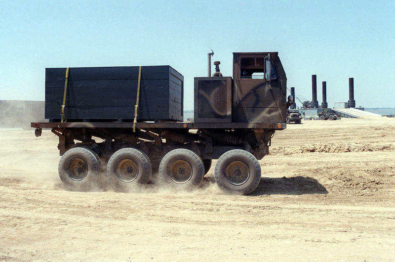 Name:  Rough_terrain_truck,_Army_logistics_exposition_PROLOG_'85.jpg